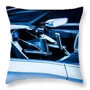 Honda Concept Throw Pillow