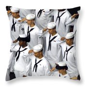 Honors Throw Pillow