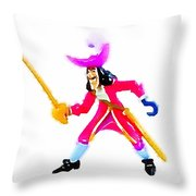 Hook Throw Pillow