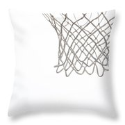 Hoops Throw Pillow