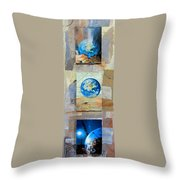 Hope For Humanity Throw Pillow