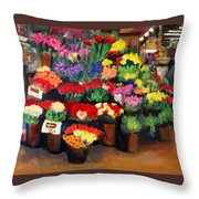 Hope For Spring Throw Pillow