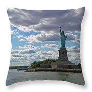 Hope Island Throw Pillow