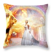 Hope Of Glory Throw Pillow