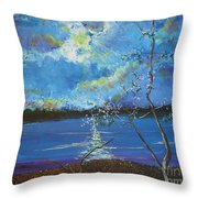 Hope Prevailing Throw Pillow