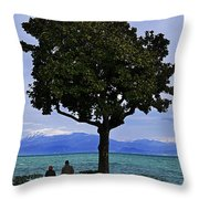 Hopes Wishes And Dreams Throw Pillow