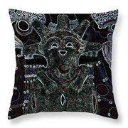 Hopi Throw Pillow