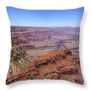 Hopi Point 1 Throw Pillow