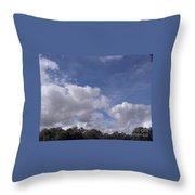 Horizon Sky Throw Pillow