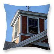 Horse Cupola Throw Pillow