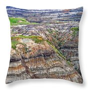 Horsethief Canyon Throw Pillow