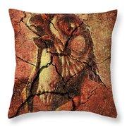 Horus - Wall Art Throw Pillow