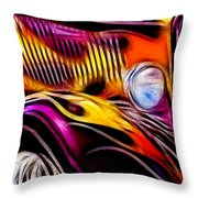 Hot Ford 1 Throw Pillow