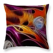 Hot Ford 2 Throw Pillow