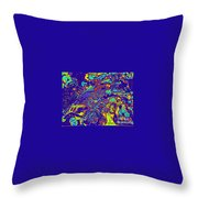 Hot Hot Heat Throw Pillow
