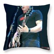 Hot Rod Circuit Throw Pillow
