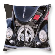 Hot Rod Vw  Throw Pillow