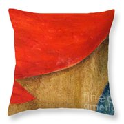 Hot Spot Throw Pillow