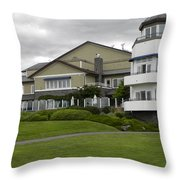Hotel Bellwether Throw Pillow