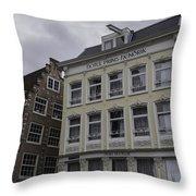 Hotel Prins Hendrick Amsterdam Throw Pillow