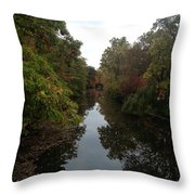 Hours Throw Pillow