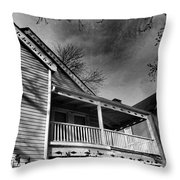 Old House 4 Throw Pillow