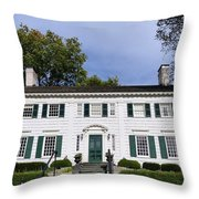 House And Home 3 Throw Pillow