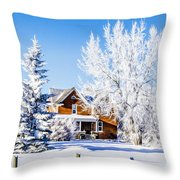 Dreaming... Throw Pillow