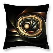 House Of Pearl Throw Pillow