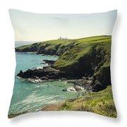 Housel Bay  Throw Pillow