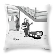 How A Seemingly Harmless Decision Can End Throw Pillow