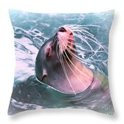 How Cool Throw Pillow