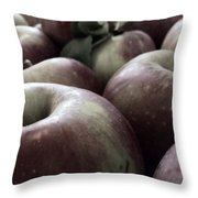 How Do You Like Them Apples Throw Pillow