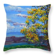 How Lovely Is Your Dwelling Place Throw Pillow