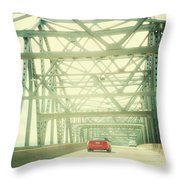 How You Gonna See Me Now Throw Pillow