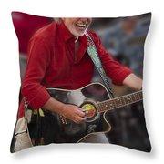 Howard Livingston Throw Pillow