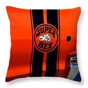 Hr-27 Throw Pillow