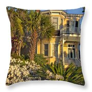 Hsle Of Hope Victorian Throw Pillow