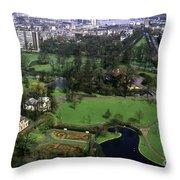 Het Park Throw Pillow