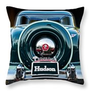 Hudson Throw Pillow