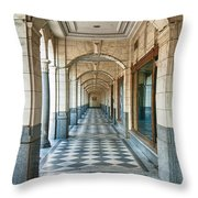 Hudson's Bay Company Throw Pillow