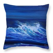 Wave V Jenny Lee Discount Throw Pillow