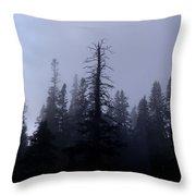 Humbled Giant Throw Pillow