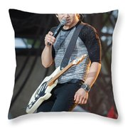 Hunter Hayes 1 Throw Pillow