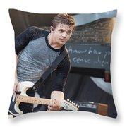 Hunter Hayes Throw Pillow