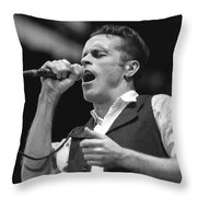 Hunters And Collectors Throw Pillow