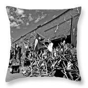 Hunter's Paradise Throw Pillow