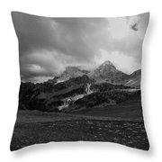 Hurricane Pass Storm Throw Pillow