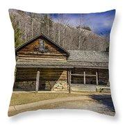 Hutchinson Homestead Throw Pillow