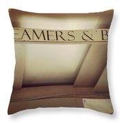 Hyannis Delights Throw Pillow